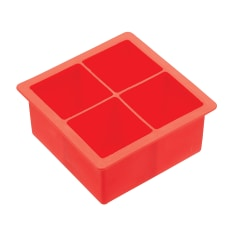 Kitchen Craft BarCraft Silicone Jumbo Ice Cube Tray