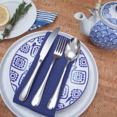 Nicolson Russell Bella Casa Ravioli 24 Piece Cutlery Set