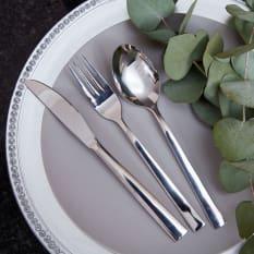 Nicolson Russell Bella Casa Tortellini 24 Piece Cutlery Set