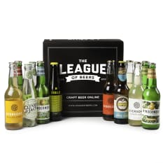 League of Beers Crafty Cider Mixed Case