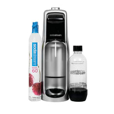 Sodastream Jet Titan Silver Soda Machine