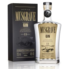 Musgrave Premium Crafted Gin, 750ml