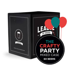 League of Beers Crafty Party Mixed Case