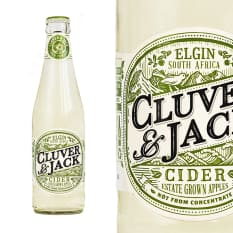 Cluver and Jack Apple Cider