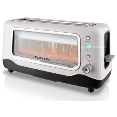 Taurus Vidre 2 Slice Glass Toaster