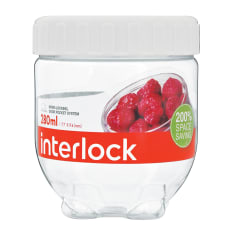 Lock & Lock Interlock Stackable Storage Containers