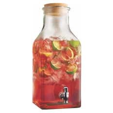 Regent Beverage Dispenser with Tap, 8 Litres