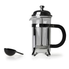 Regent Coffee Plunger with Chrome Frame