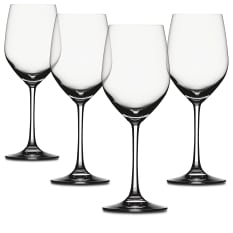 Spiegelau Lead-Free Crystal Vino Grande Red Wine Glasses, Set of 4