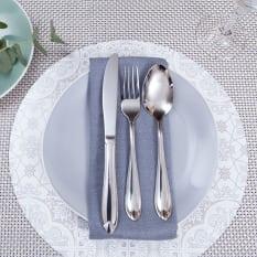 Nicolson Russell Bella Casa Linguine 24 Piece Cutlery Set