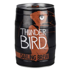 Darling Brew Thunder Bird IPA Keg, 5L