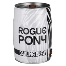 Darling Brew Rogue Pony Pale Ale Keg, 5L