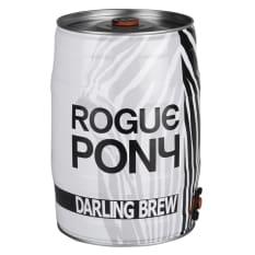 Darling Brew Rogue Pony Pale Ale Keg, 5L