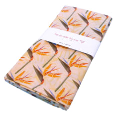 Handmade by me Botanical Napkins, Set of 2