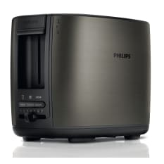 Philips Titanium 950W 2 Slice Toaster