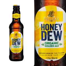 Fuller's Honey Dew Organic Golden Ale