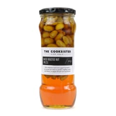 The Cooksister Mixed Roasted Nut Drizzle, 520g