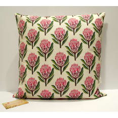 Handmade by me Botanical Cushion Cover, 50cm x 50cm