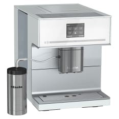 Miele 1450W Fully Automatic Bean to Cup Coffee Machine with Milk Flask, CM7300