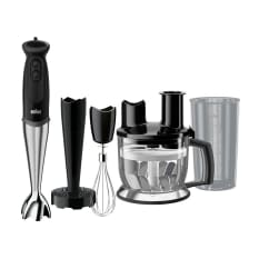 Braun MultiQuick Identity Collection 750W Buffet Hand Blender, MQ5177