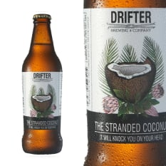 Drifter Stranded Coconut Speciality Beer