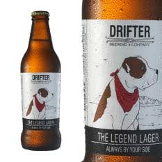 Drifter Legend Lager
