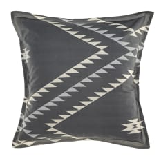 Linen House Tahoma Continental Pillowcase, 80cm x 80cm