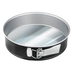 Zenker Springform Cake Pan with Glass Base