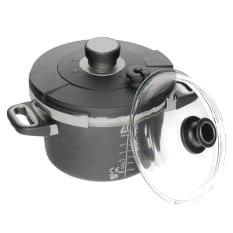 AMT Gastroguss Non-Stick Pressure Cooker, 5.5 Litre