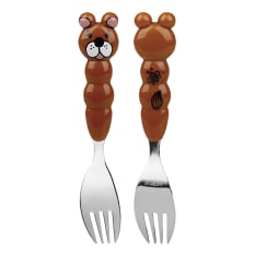 Eat4Fun Kids Cutlery Animal Fork, 15cm