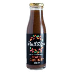 FruitLips Peach Chutney, 375ml