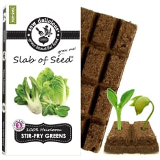 Sow Delicious Gourmet Slab of Stirfry Greens