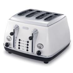 DeLonghi Icona Classic 4 Slice Toaster