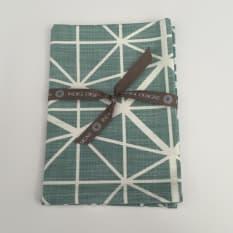 Indigi Designs Facet Tea Towel