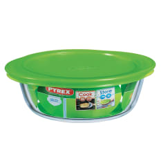 Pyrex Cook & Store Round Dish with Lid