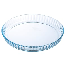 Pyrex Bake & Enjoy Glass Quiche/Flan Dish, 28cm