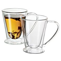 Avanti Hero Double Walled Glasses, Set of 2