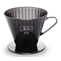 Melitta Aromafilter 102 6 Cup Pourover Coffee Maker