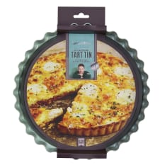 Jamie Oliver Loose Based Non-Stick Fluted Tart Tin