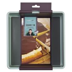 Jamie Oliver Non-Stick Square Cake Tin