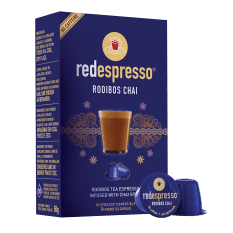 Red Espresso Chai Capsules, Box of 10