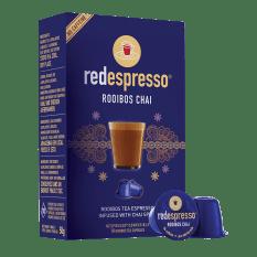 Red Espresso Chai Capsules, Box of 10