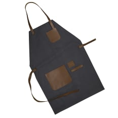 Arrow Leather Goods Canvas & Leather Apron