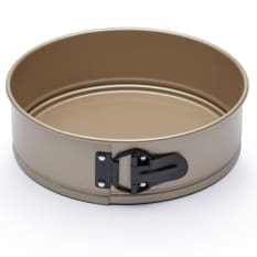 Paul Hollywood Loose Base Non-Stick Springform Cake Pan