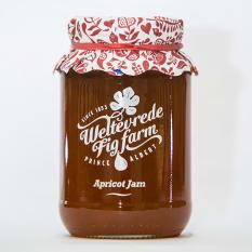 Weltevrede Fig Farm Apricot Jam, 475g