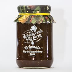 Weltevrede Fig Farm Fig and Strawberry Jam, 475g