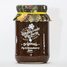 Weltevrede Fig Farm Fig and Strawberry Jam, 475g