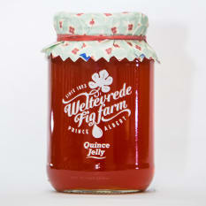 Weltevrede Fig Farm Quince Jelly, 475g
