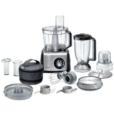 Siemens Food Processor with Jug Blender and Chopper, 3.9 Litres
