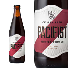 Citizen Pacifist Winter Porter